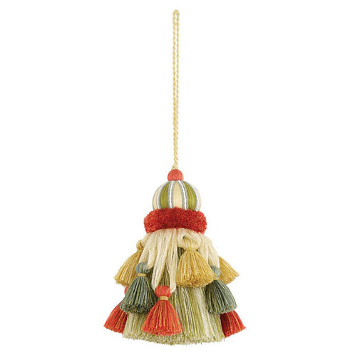 SOMERSET KEY TASSEL