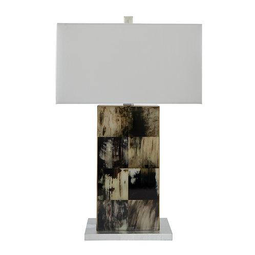Epstein Table Lamp - QR-20834.BLKSLVR.0