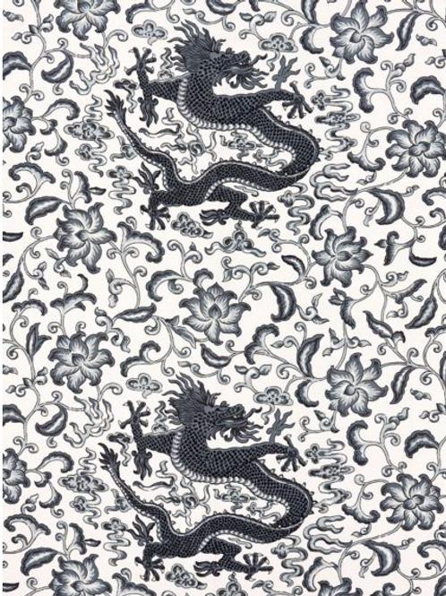 CHI'EN DRAGON LINEN PRINT - SC 0005 16558