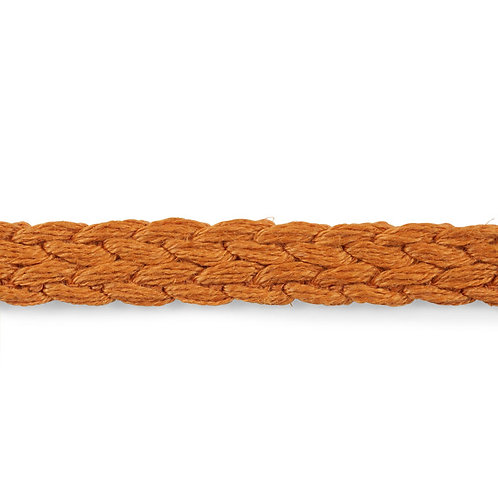 BRAIDED LINEN TAPE NARROW