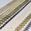 """Thumbnail: 1/4"""" GIMP: ANTIQUE GOLD- 18411/AG"""