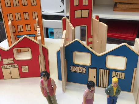 Toy of the week - Could you be a town planner?
