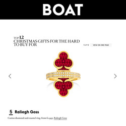 BOAT features Club Ring