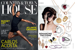 COUNTRY & TOWN HOUSE January 2019