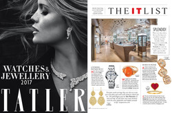Tatler Watches & Jewellery Special