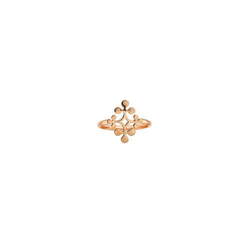 Rose Gold Signature Ring
