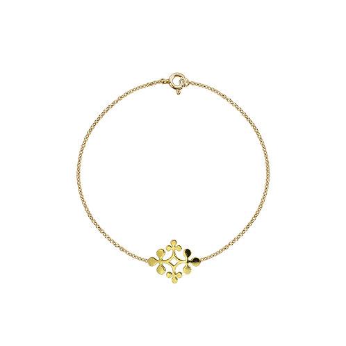 Yellow Gold Signature Bracelet