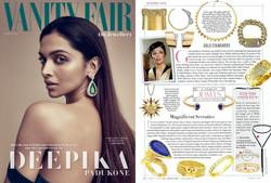 Vanity Fair Jewellery Supplement
