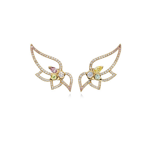 Astraeus Limited Earcuffs