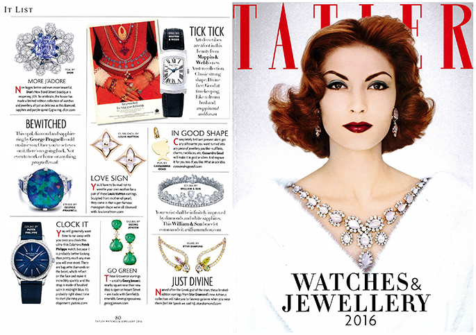 Tatler Watches & Jewellery