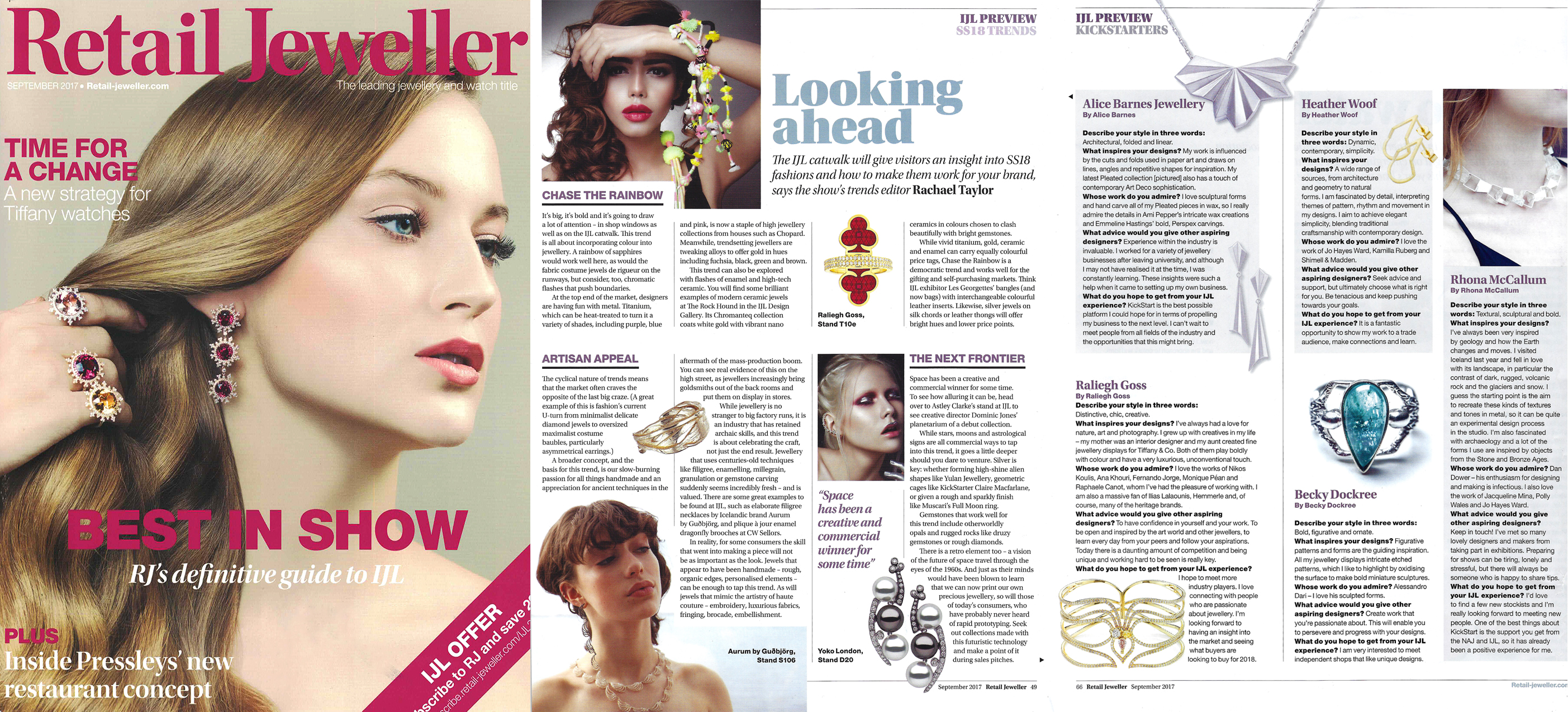 Retail Jeweller September 2017