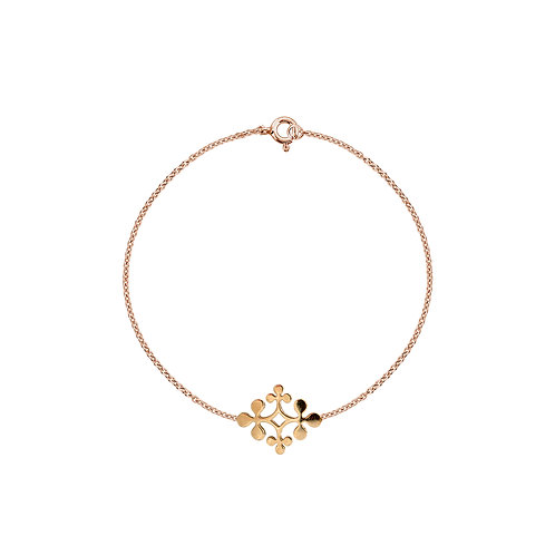 Rose Gold Signature Bracelet