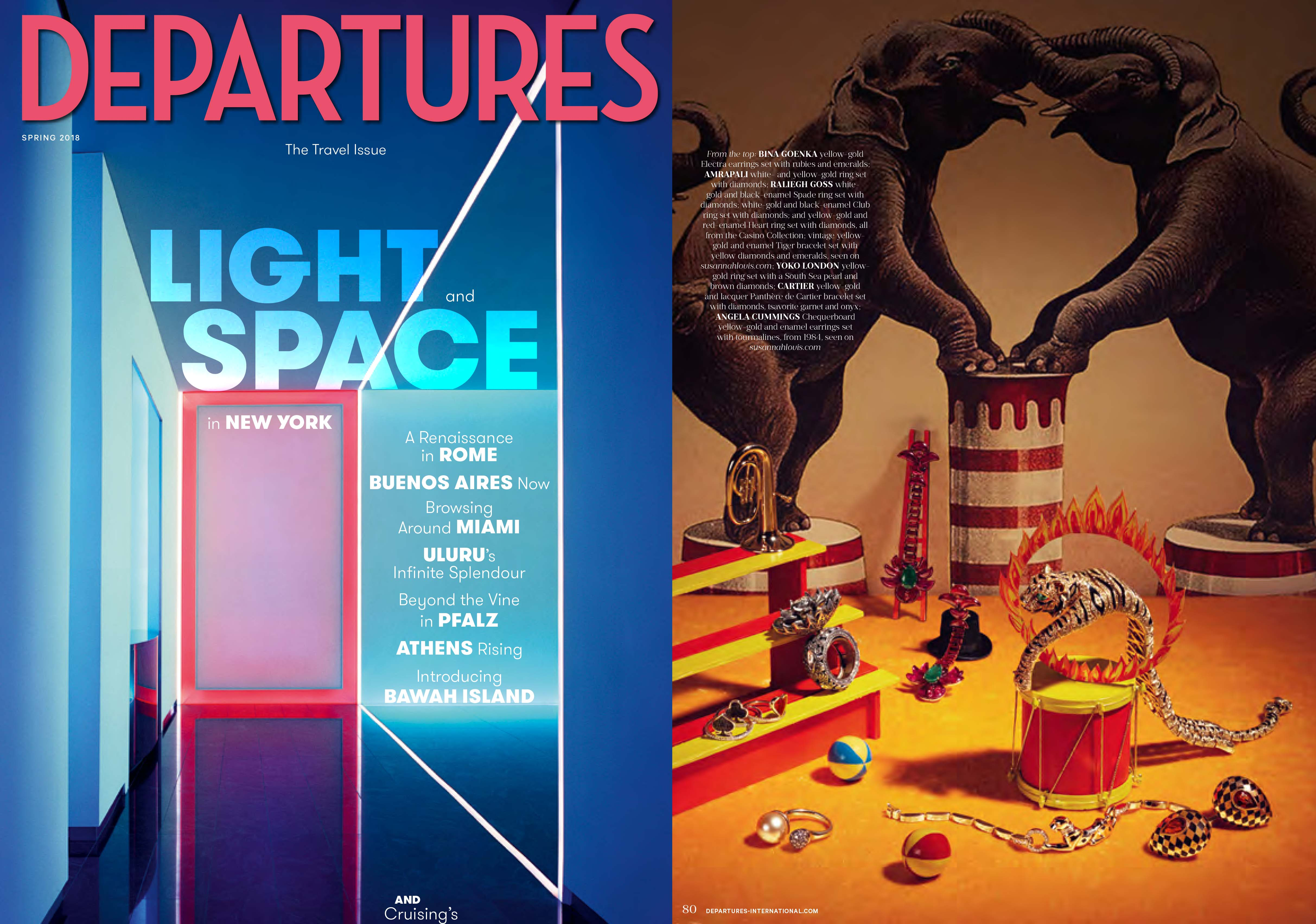 Centurion Departures Magazine