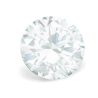 Natural Fancy White coloured diamond