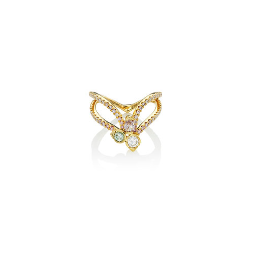 Astraeus Limited Accent Ring