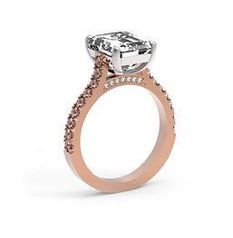 3D Cad ring design