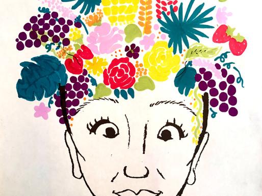 De invloed van gedachten: Tuintje in je hoofd