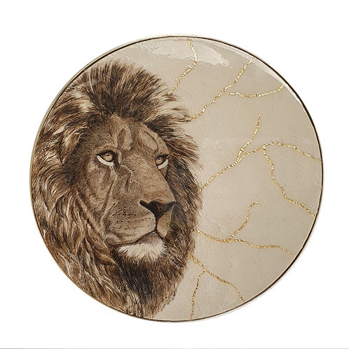 Song of the Thunderstorm (diameter 50cm)