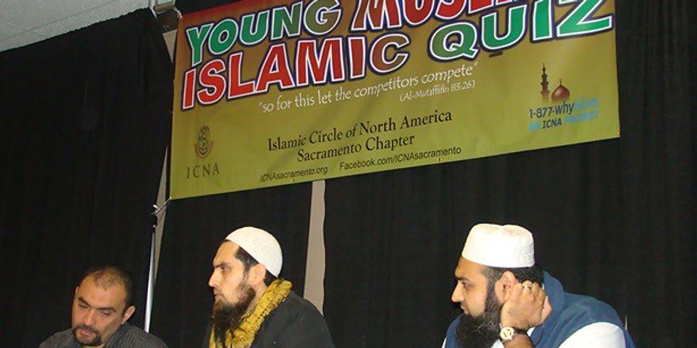ICNA Young Muslim Islamic Quiz 2021