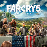 FarCry 5 DeathMatch Level