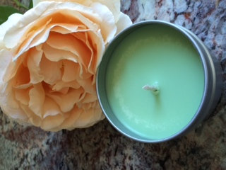 4 oz Candied Pear Soy Candle