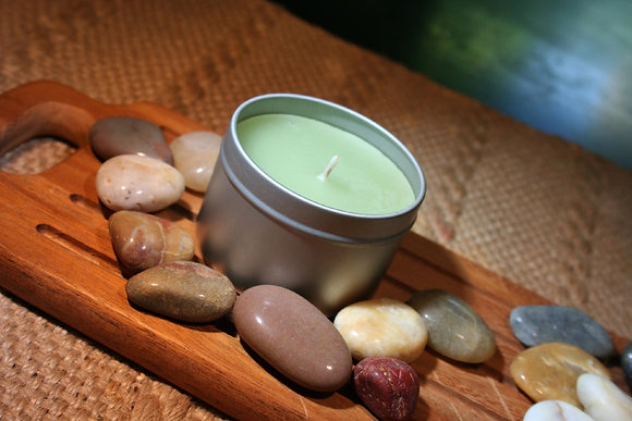4 oz Eucalyptus Soy Candle