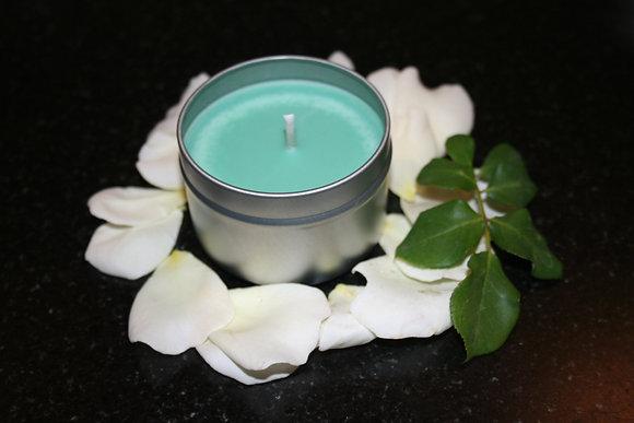 4 oz Coconut Surprise Soy Candle