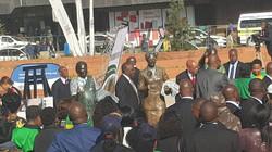 Lilian Ngoyi_Womans Monument