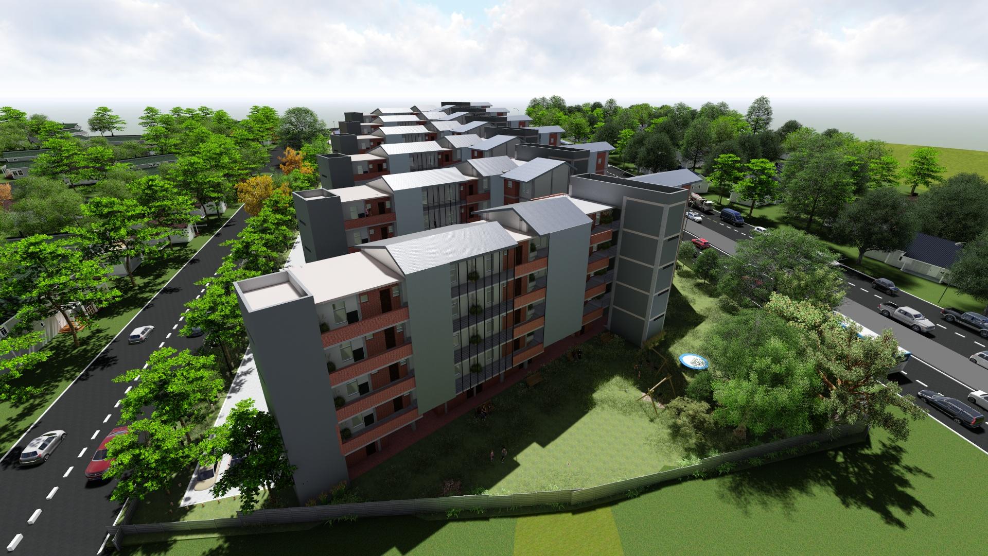 Lenchen Urban Apartments, 160 units