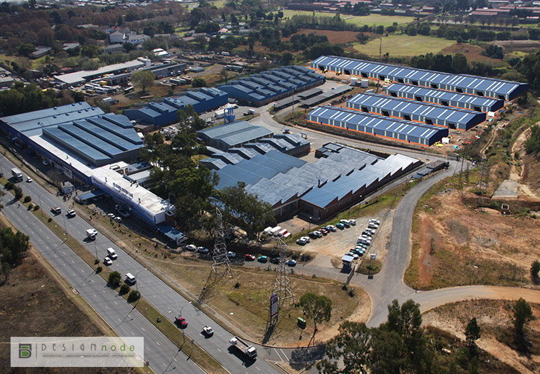 Langlaagte Industrial Park,40 000m2