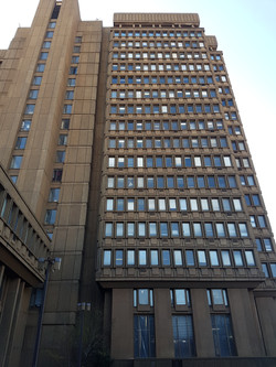 Joburg Council Building