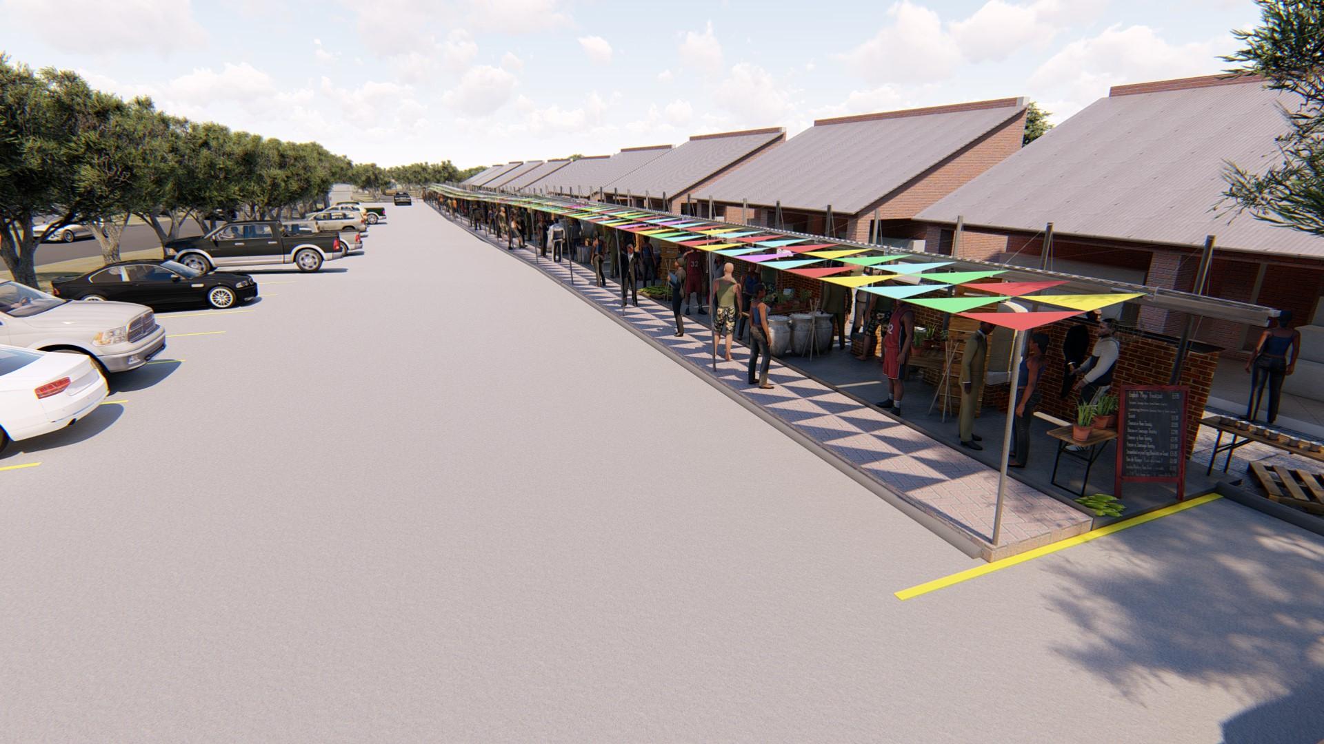 Sanral Informal Market