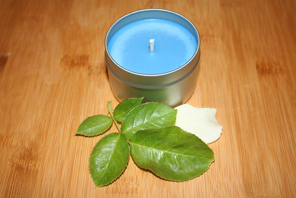 4 oz Blueberry Pie Soy Candle