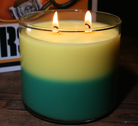16 oz Sports Team inspired Soy Candle