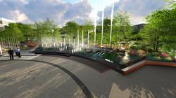 Centurion Fountain