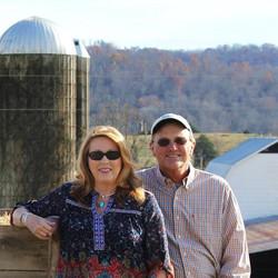 joe and mitzi & silos
