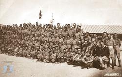 פלוגה 608 מצריים אביב 1940
