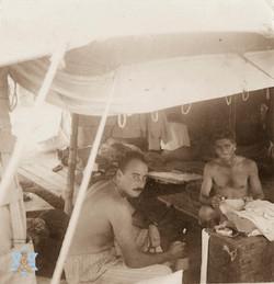 אוהל טיפוסי