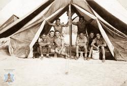 האוהלים במדבר