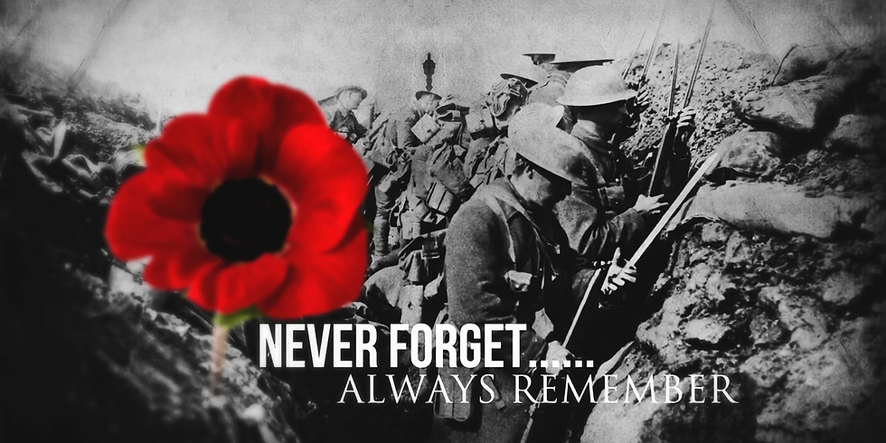 טכס הזיכרון השנתילחללי מלחמות בריטניה והאימפריה הבריטית