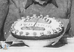 עוגת החנוכה 1943