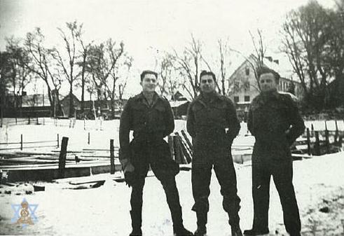 בחוה החקלאית בשלג