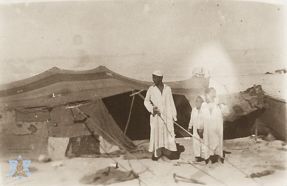 1940 במדבר