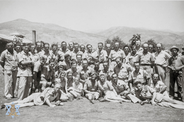 מטיילים בארץ ישראל