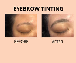 Eyebrow Tinting 1