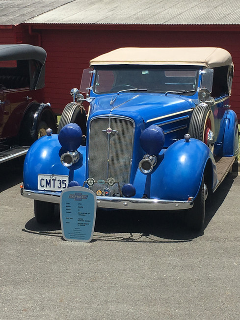 1935 Tourer