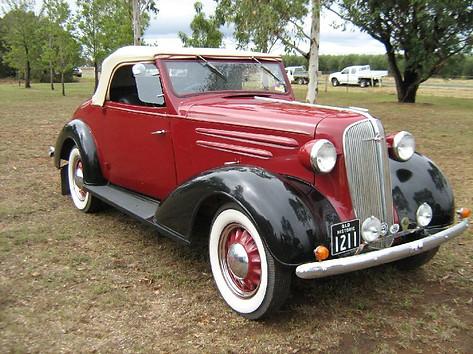 1936 Roadster