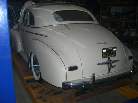 1942 coupe