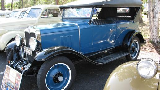 1929 Tourer