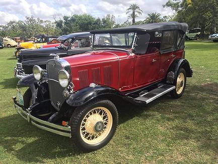 1931 Tourer